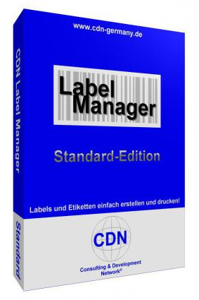 CDN Label Manager Standard (Box)